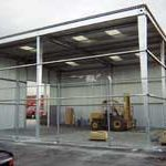 Mezzanines Shelving Storage Solutions canopy