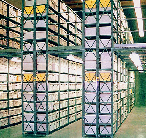 Industrial Steel Storage Shelving Shelving Systems