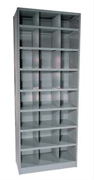 The Pacific Bin Units Shelf Solution