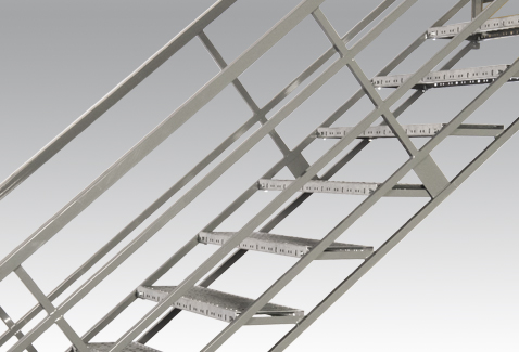 SureSTEP multilevel stairs
