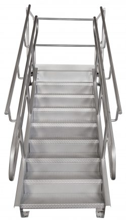 SureSTEP front staircase