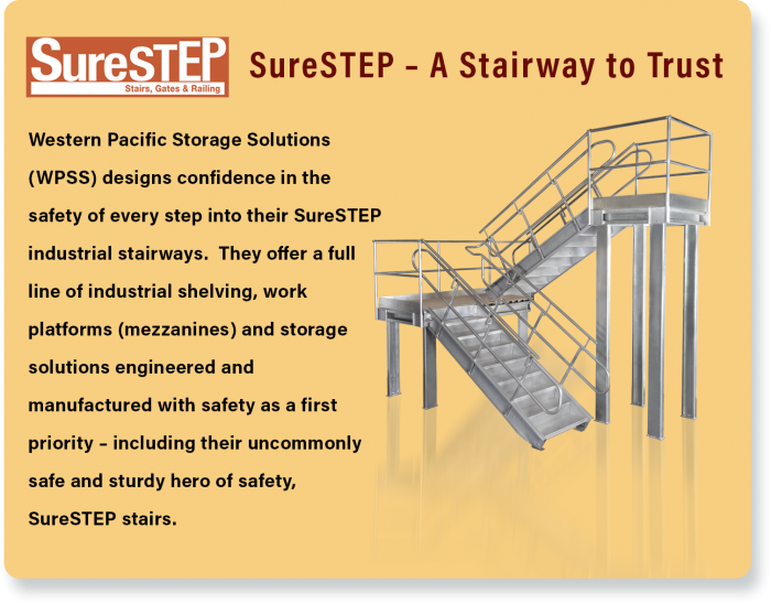 SureStep Staircase