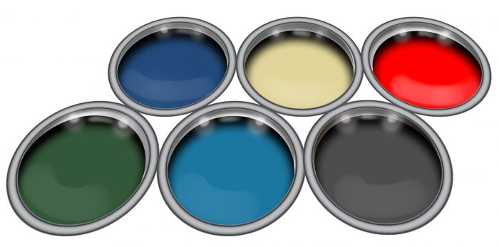 Anti Microbial Industrial Paint