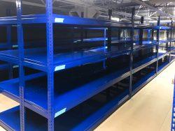 mezzanine storage systems