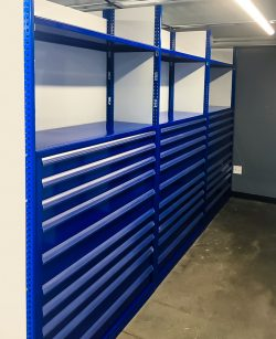 industrial mezzanine system