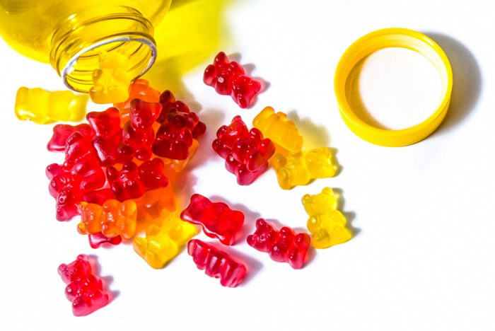 Jelly Bears Vitamins