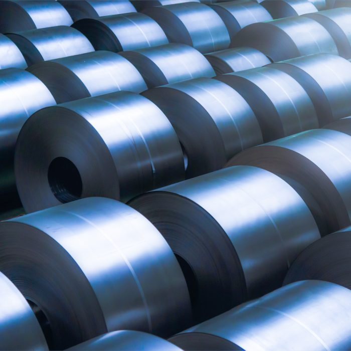 Rise in steel prices